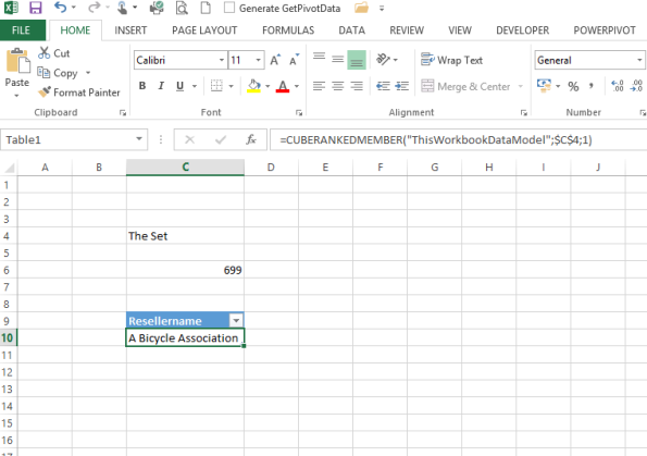 excel how to make tables without lines