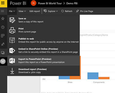 How to change the #PowerBI desktop file connection from data
