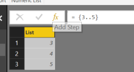 PowerQuery – Filter a table based on another table column or list