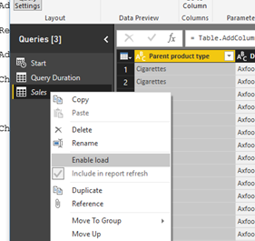 Time your Power Queries – #powerbi #powerquery