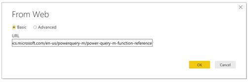 Creating a Power Query function browser – #powerbi – Erik
