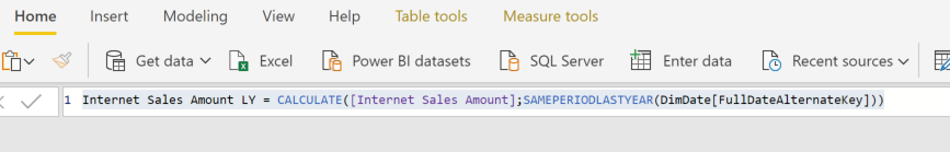 #PowerBI – Copy a measure in the desktop – Why it doesn't always work – mystery solved