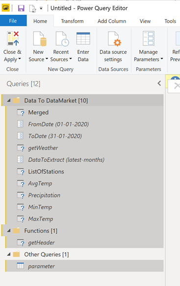 #PowerQuery – Easily Copy all queries from a PBIX to Excel and vice versa