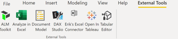082020 1030 connectyour6 Connect your #PowerBI desktop model to #Tableau Desktop via External Tools in PowerBI