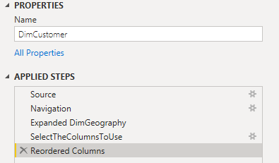 Tips to limit the number of steps in #PowerQuery – #PowerBI