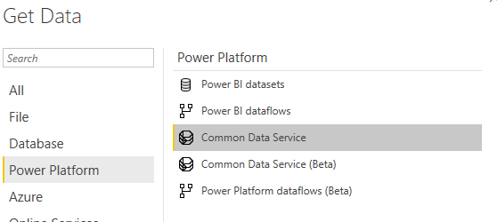 111020 1022 howtoconnec2 How to connect to CDS from #PowerBI – Or where the h.. can I find the server URL