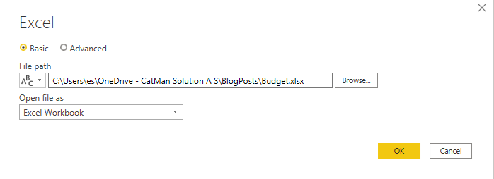 #PowerBI – Change the data source in your composite model with direct query to AS/ Power BI Dataset
